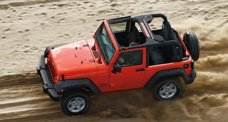 """What """"Best-in-Class Fun to Drive"""" Means for the 2016 Jeep Wrangler"""