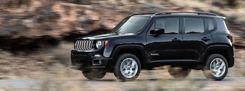 Buy Your 2016 Jeep Renegade at Keene CDJR