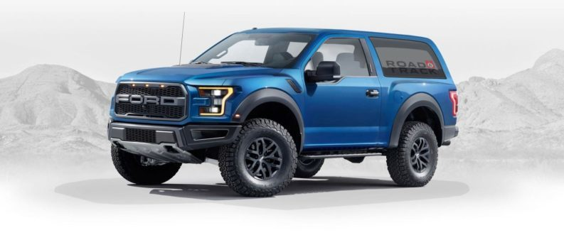 Dana Axles Coming to New Ford Bronco; Should Jeep Be Worried?