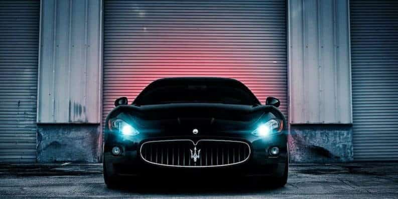 Maserati is Absolutely Crushing it on Facebook