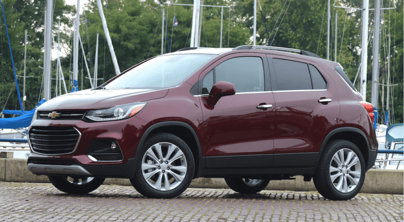 A Mom's Review: The 2017 Chevy Trax