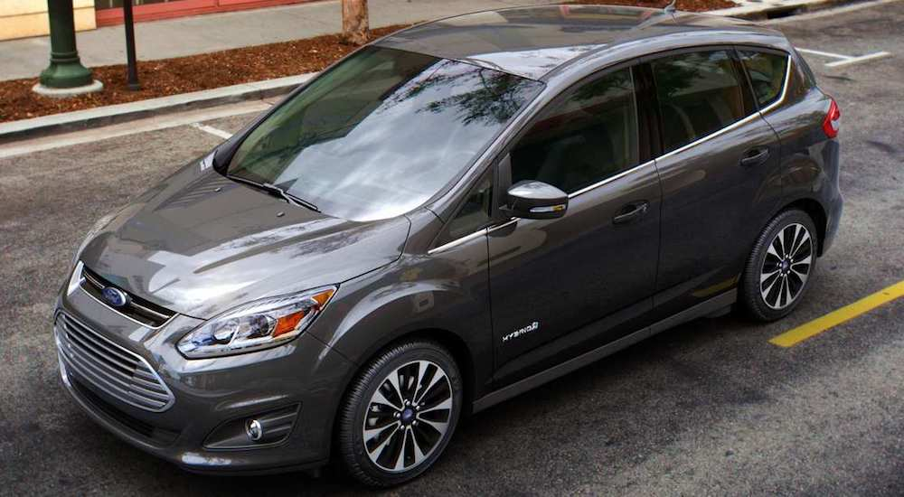 Why the 2018 Ford C-MAX Is One of the Most Unique Vehicles thumb