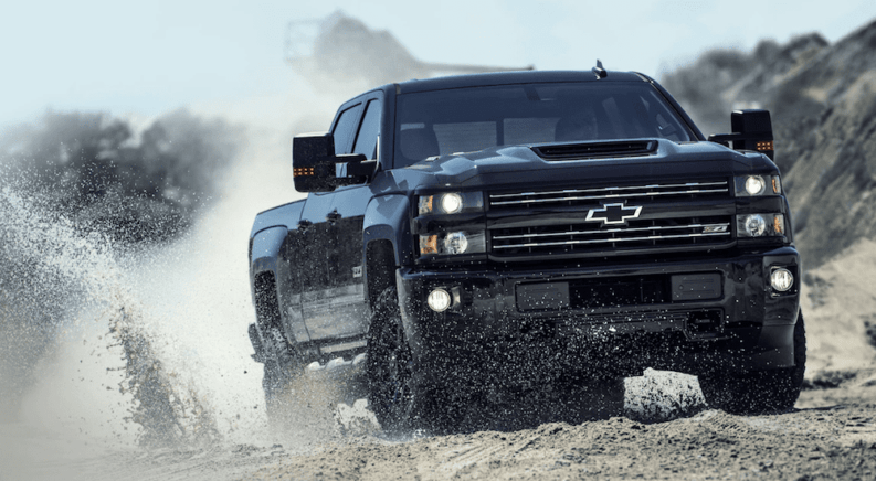 2018 GMC Sierra 2500HD vs. 2018 Chevy Silverado 2500HD