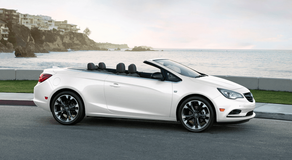 The 5 Features of the Buick Cascada You Need to Know About thumb