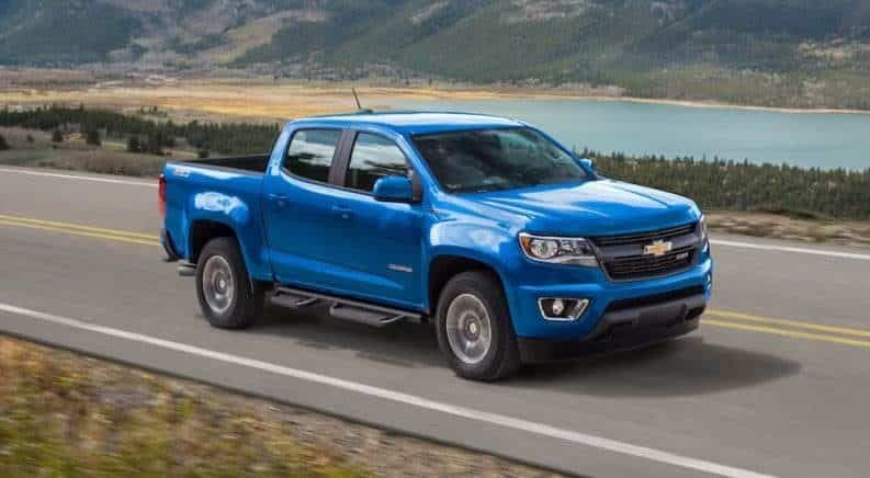 Embrace Your Bold Individuality with the 2019 Chevy Colorado