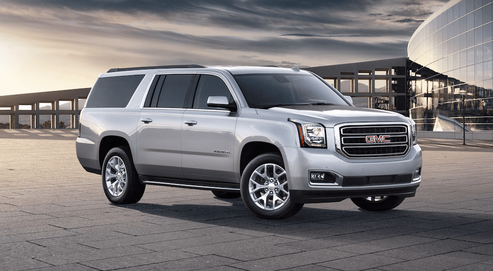 Distinctively Yukon: Why the GMC Yukon (& XL) Stands Out thumb
