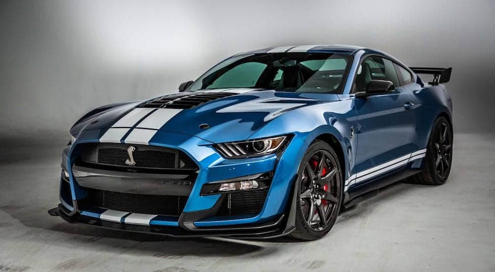 A Closer Look at Mustang's Shelby GT500 thumb