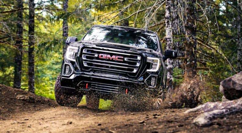 4 Ways the GMC Sierra 1500 Beats the Ram 1500