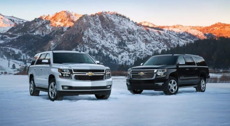 Buying Used: SUVs from Chevy and Toyota
