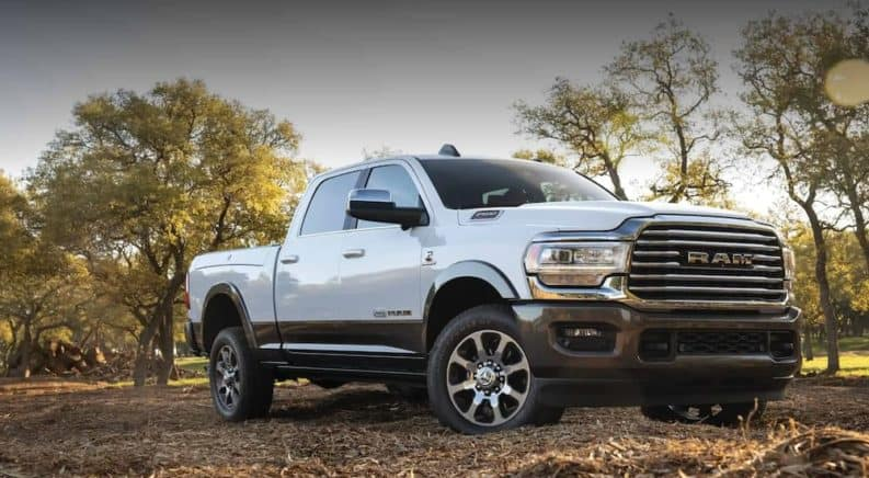 Top 10 Coolest Features on the 2020 Ram 2500