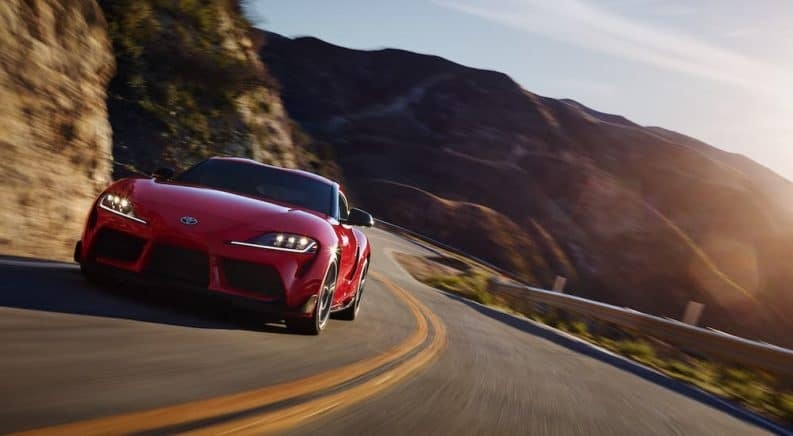 10 Cool Features on the New 2020 Toyota Supra