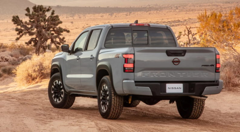 Nissan Finally Ventures into a New Frontier