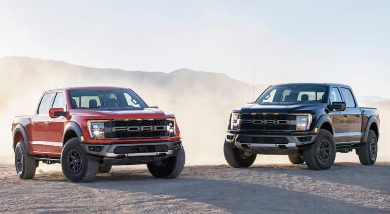The All-New Ford F-150 Raptor Will Make you King of the Hill