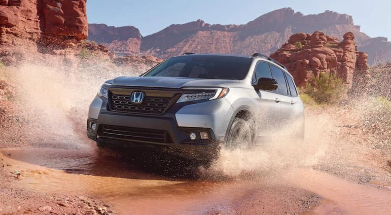 Why the Honda Passport Is the Ideal SUV for Enjoying Nature