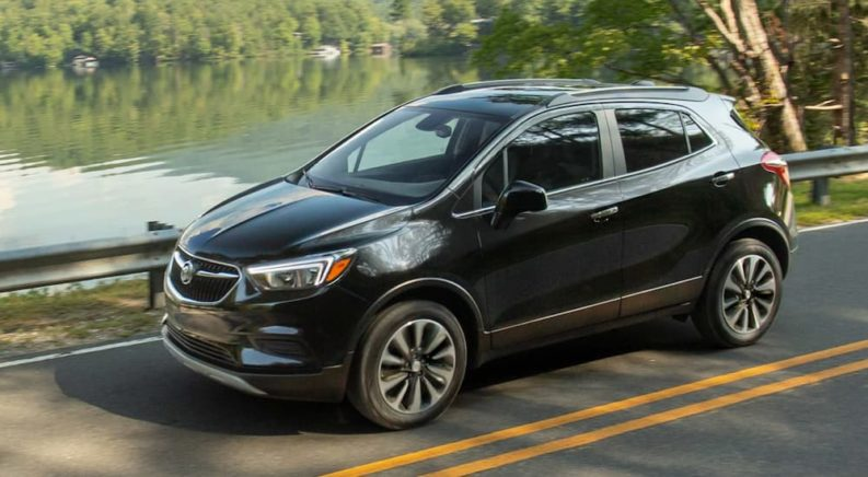 The Luxury Side of the 2022 Buick Encore